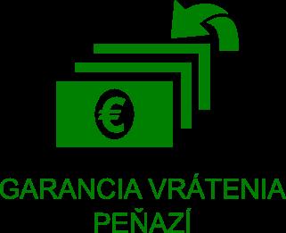 Garancia vrátenia peňazí